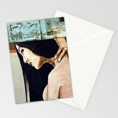 Cradle to the tomb Stationery Cards