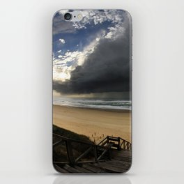 Storm Coming iPhone Skin