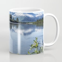 Placer River at the Bend in Turnagain Arm, No. 1 Coffee Mug