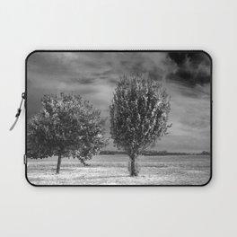 Suburban trees Laptop Sleeve