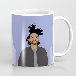 The Wknd, Purple Coffee Mug