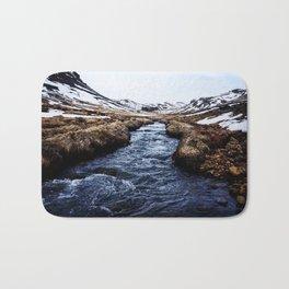 Iceland 2017 Bath Mat