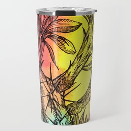 Plant Series: Desert Cactus Travel Mug