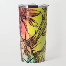 Plant Series: Desert Cactus Travel Mug