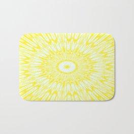 The Sun : Kaleidoscope Mandala Bath Mat