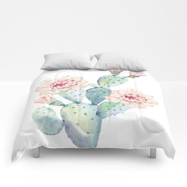 The Prettiest Cactus Comforters