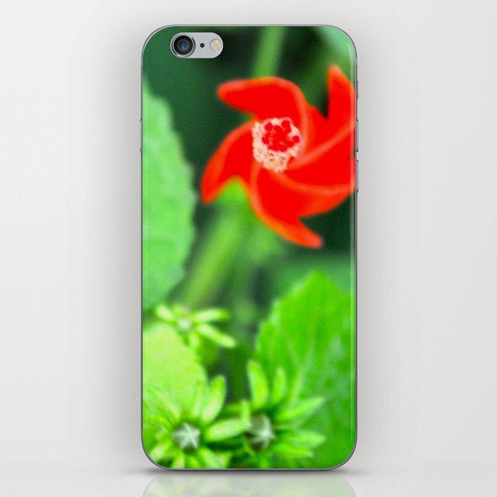 Hot Spiral  iPhone Skin