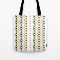kilim Tote Bags featuring Kilim 2 by 603 Creative Studio