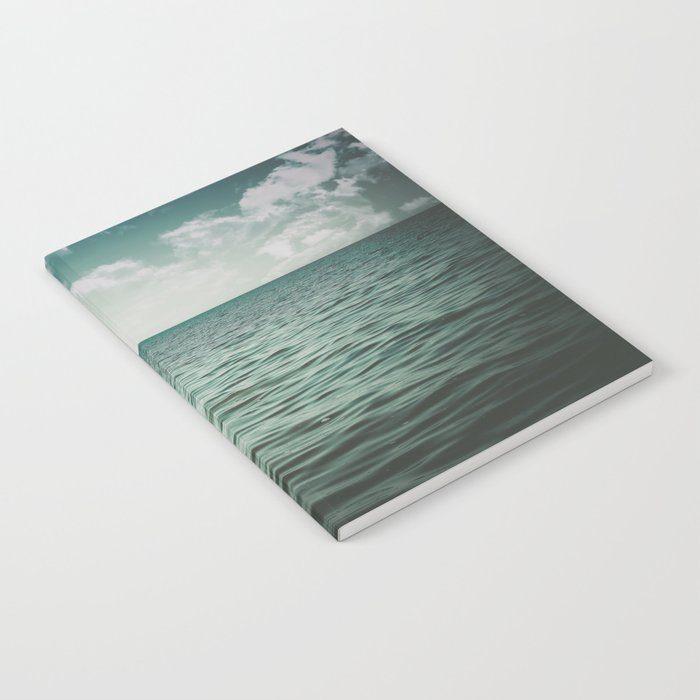 Into The Sea Of Lost Souls Notebook