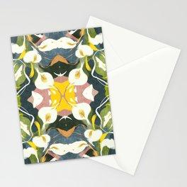 Lirios 2 Stationery Cards