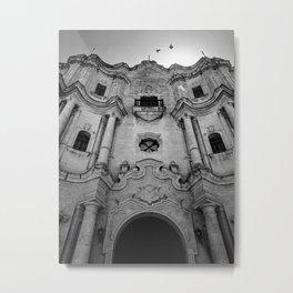 Havana Architecture Metal Print