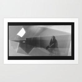 pinhole 2 Art Print