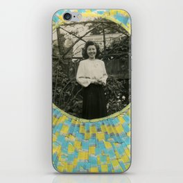 Outside The Circle, Only Chaos iPhone Skin