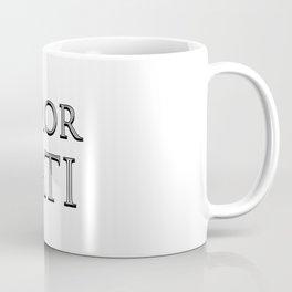 AMOR FATI - Stoicism Coffee Mug