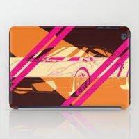 lamborghini iPad Cases featuring Lamborghini Abstract by AEComics