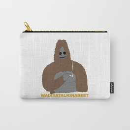 smoking yeti Carry-All Pouch