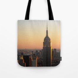 Empire Dawn Tote Bag