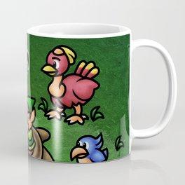 Flute Boy Coffee Mug
