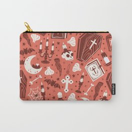 Vampire Vibes Carry-All Pouch