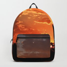 Idaho Sunset Backpack