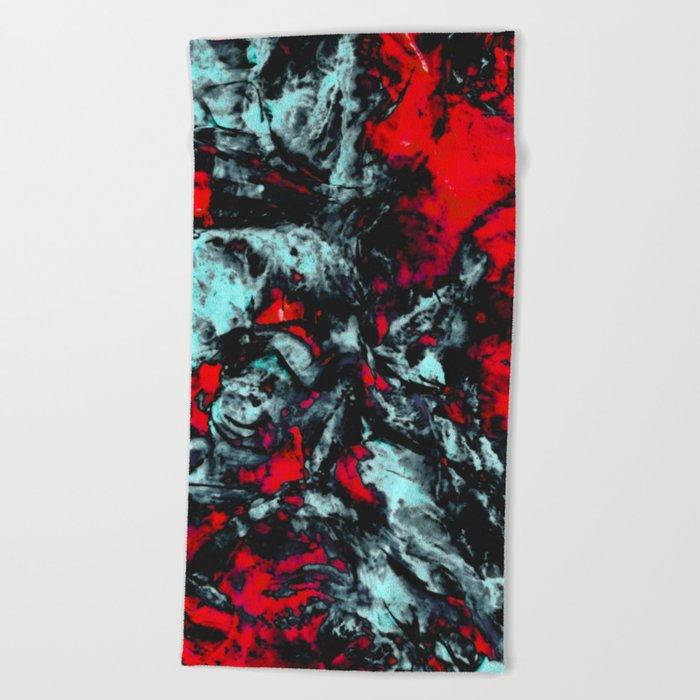 ε Merope Beach Towel