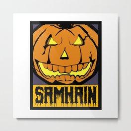 Samhain Metal Print