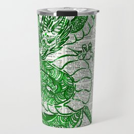 The Jade Dragon (Green Lantern: Kyle Rayner) Travel Mug