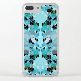 Discreet Guardian Clear iPhone Case