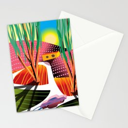 Trip to Elysian Park Stationery Cards