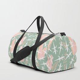Lizard pattern 002 Duffle Bag
