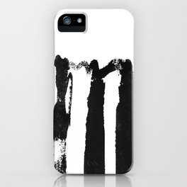 Letter M iPhone Case