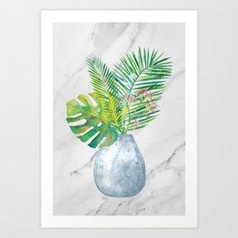 So Tropical Art Print