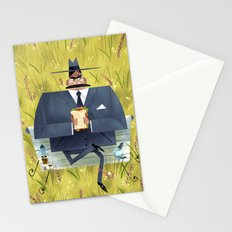 Pigeon Attack! Stationery Cards