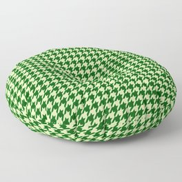 New Houndstooth 02194 Floor Pillow