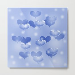 sweethearts blue Metal Print
