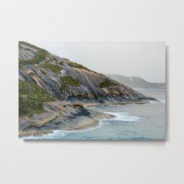 Salmon Beach, Torndirrup National Park, Albany, Western Australia Metal Print