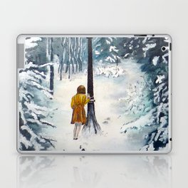 The Lamppost Laptop & iPad Skin