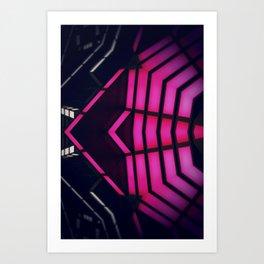 PINK_01 Art Print