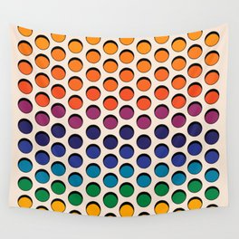 Perforated Wall Tapestry