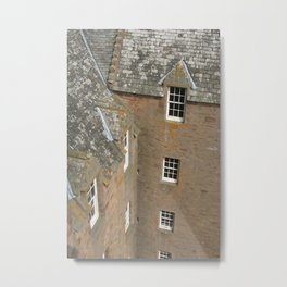 Castle Stuart Metal Print