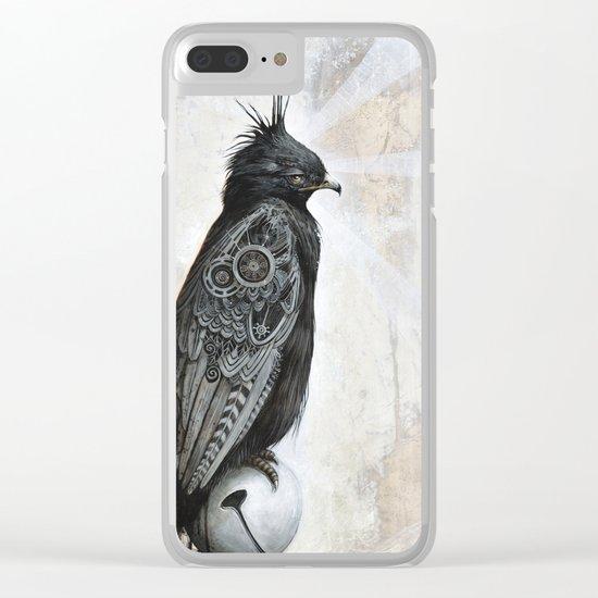 Léonoir Clear iPhone Case