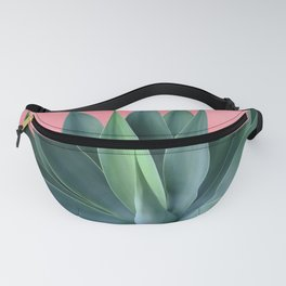 Agave succulent Fanny Pack
