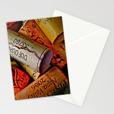 Uncorked Stationery Cards