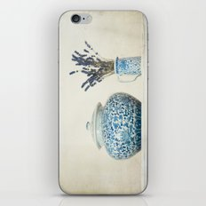 Lavender with Ginger Jar and Jug iPhone & iPod Skin