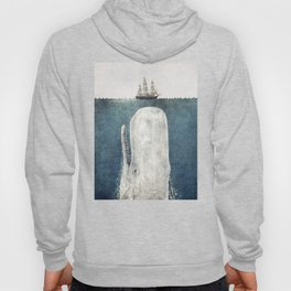 The Whale - vintage  Hoody