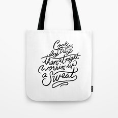 Coolin' By Day Tote Bag