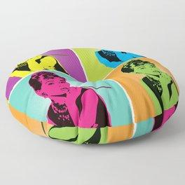 Miss Audrey Floor Pillow