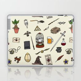 Harry Pattern Laptop & iPad Skin