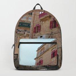 A Maltese Alley Backpack