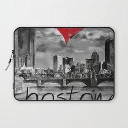 I love Boston Laptop Sleeve